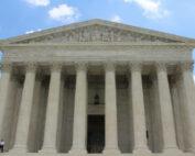 Image of a court house facade.